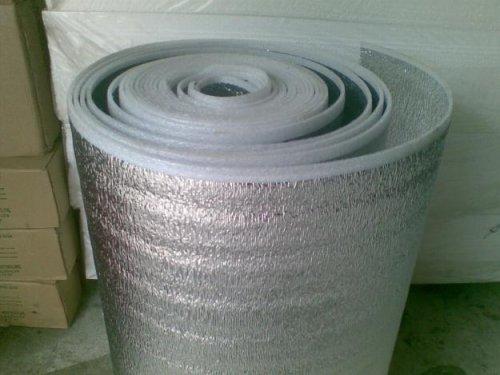 Mút PE-OPP 2 mặt bạc cách nhiệt, chống nóng